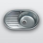 Кухонная мойка из нержавеющей стали модель 7750